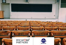 Universal Education and Pitchfork Partners