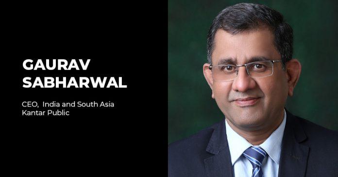 Gaurav Sabharwal Kantar Public