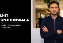 Rishit Jhunjhunwala Truecaller