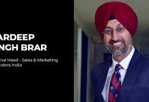 Hardeep Singh Brar Kia Motors India