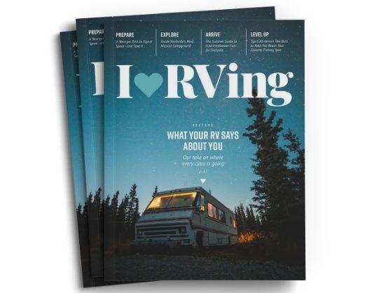 I Heart RVing Magazine