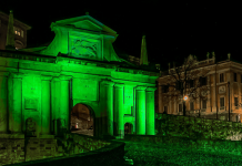 Tourism Ireland Global Greening Campaign