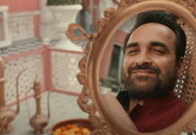 Abzorb dusting powder Pankaj Tripathi
