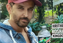Mountain Dew Hrithik Roshan