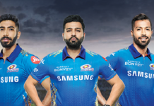 Marriott Bonvoy Mumbai Indians