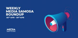 April Week 2- Media Samosa Roundup