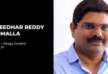 Sreedhar Reddy SonyLIV