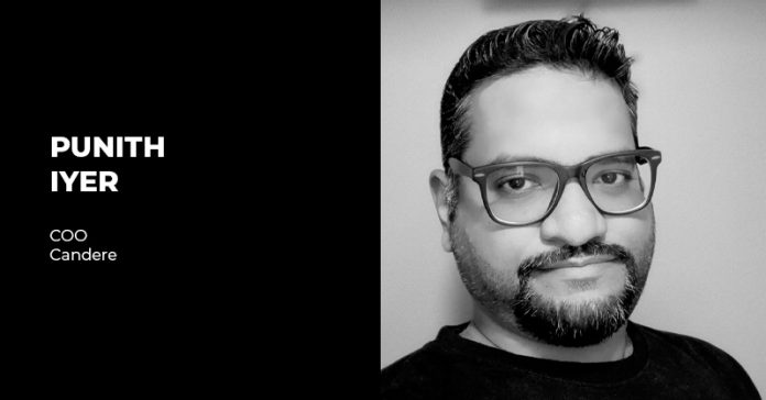 Punith Iyer appointed COO of Candere by Kalyan Jewellers