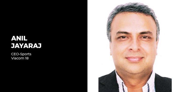 Anil Jayaraj Viacom 18