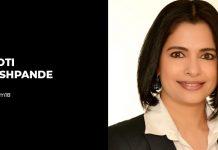 Jyoti Deshpande Viacom18