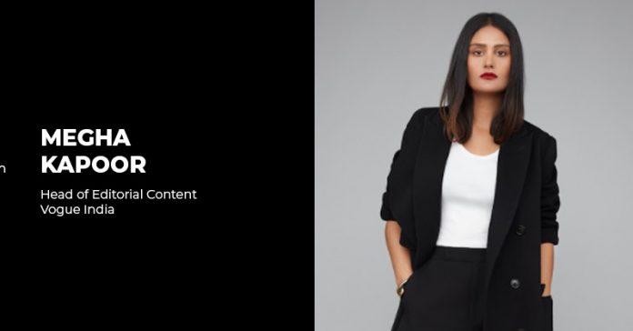 Megha Kapoor Vogue India