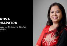 Prativa Mohapatra, Vice President & Managing Director, Adobe India