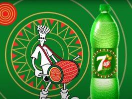 7UP festive packs